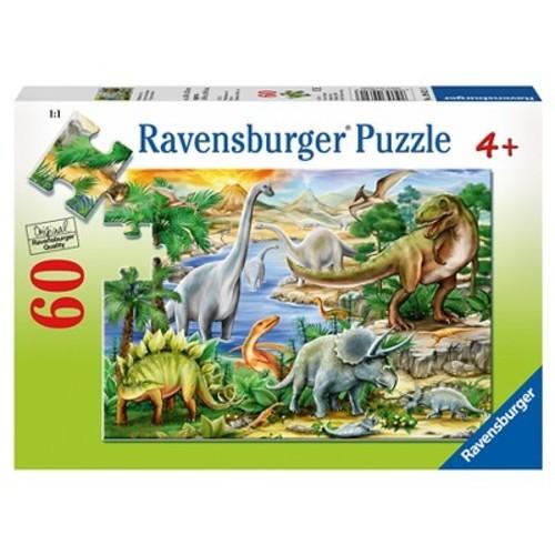 Ravensburger Jigsaw Puzzle 60-Piece - Prehistoric Life