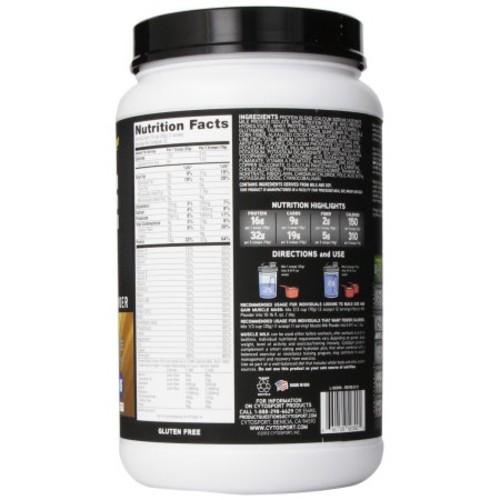 CytoSport Muscle Milk - Peanut Butter Chocolate, 2.47 lbs (1120 g)