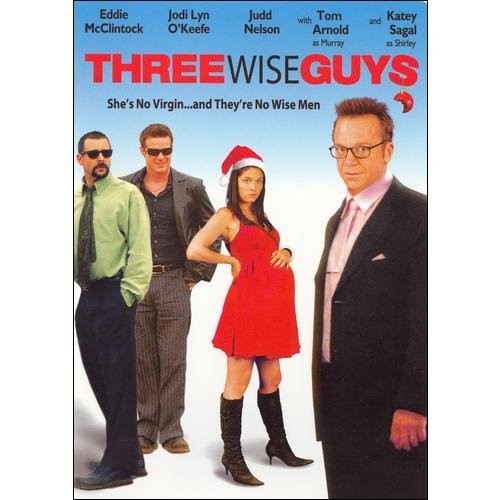 Three Wise Guys: Eddie McClintock, Jodi Lyn O'Keefe, Judd Nelson, Nicholas Turturro, Roddy Piper, Arye Gross, Tom Arnold, Katey Sagal, Josh Berry, Katherine Willis, Kathy Lamkin, Arron Shiver, Francis Kenny, Robert Iscove, Angela Mancuso, Michele Greco, Damon Runyon, Lloyd 'Lucky' Gold: Movies & TV