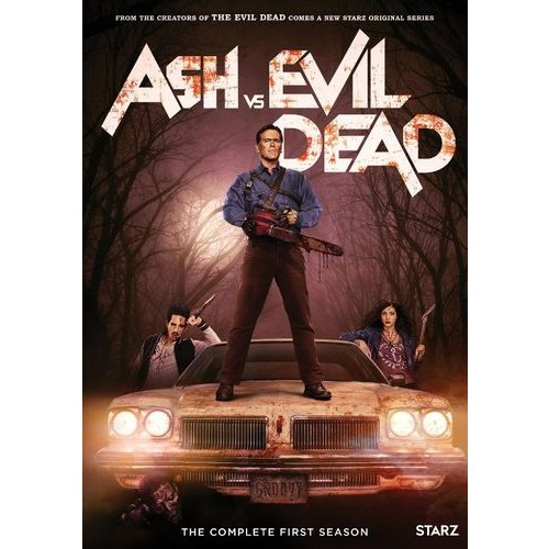Ash vs Evil Dead: Season 1 [2 Discs] [DVD]