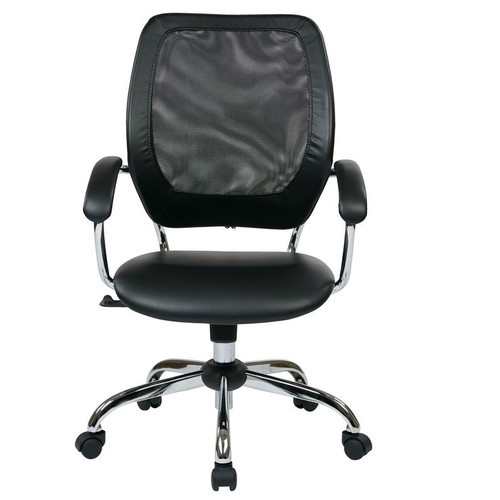 Office Star Work Smart Designer Screen Back Managers Chair, Multiple Colors