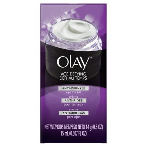 Olay Age Defying Anti-Wrinkle Eye Cream 0.5 Oz (Pack of 2)