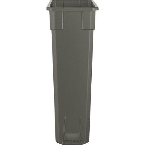 Suncast 23-Gallon Slim Trash Can