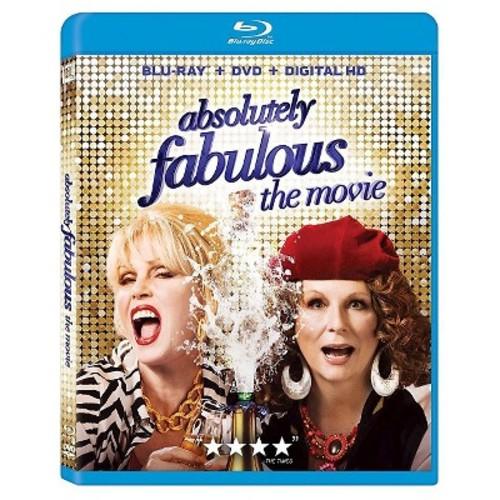 Absolutely Fabulous (Blu-ray + DVD + Digital)