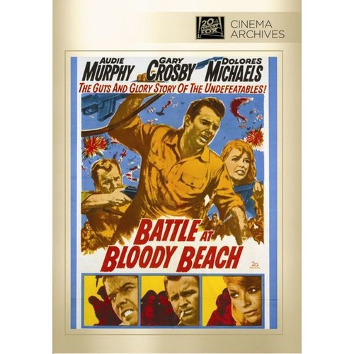 Battle at Bloody Beach [DVD] [1961]