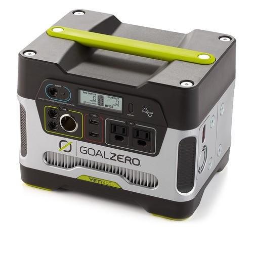 Yeti 400 Portable Power Generator
