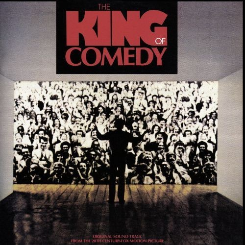 The King of Comedy [CD]