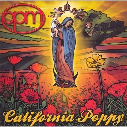 California Poppy [CD] [PA]