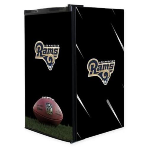 NFL Los Angeles Rams 3 cu. ft. Refrigerator