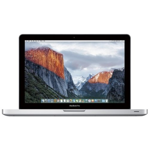 Apple 13 Inch MacBook Pro / MD101LL/A / 2.5GHz Intel Core i5, 4GB RAM, 500GB HDD, Intel HD 4000 Graphics [500 GB Storage]
