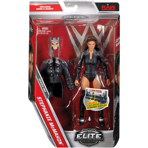 WWE Stephanie McMahon - Elite 50 Toy Wrestling Action Figure