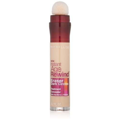 Maybelline NY Treatment Concealer, Light 120 0.2 fl oz (6 ml)