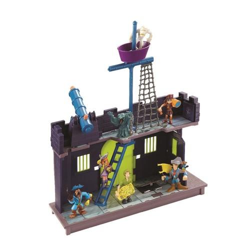 Captain Scooby-Doo Pirate Fort Mega Set