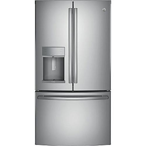 GE PFE28KSKSS Profile Series ENERGY STAR 27.8 cu. ft. French Door Refrigerator