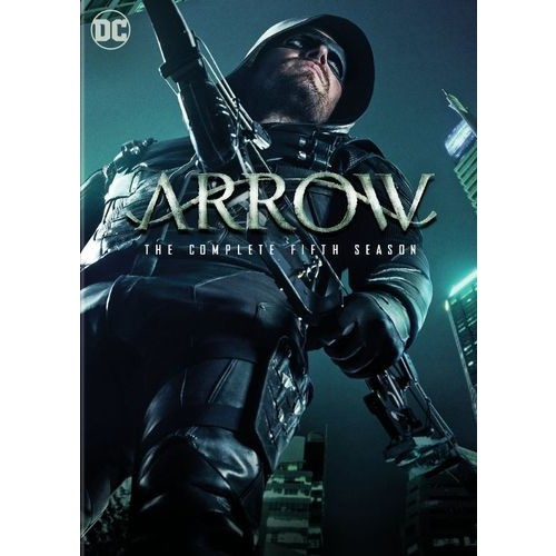 Arrow: The Complete Fifth Season [DVD]