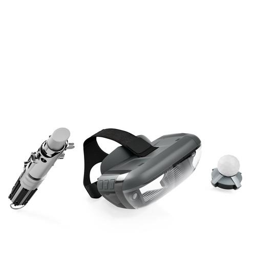 Star Wars: Jedi Challenges Mirage AR Headset \u0026Lightsaber