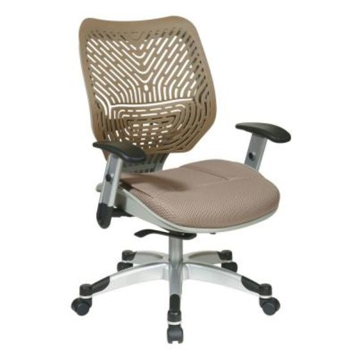 Space Seating Revv Tan SpaceFlex Self Adjusting Manager Office Chair