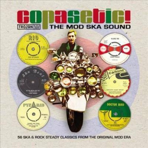 Various - Copasetic The Mod Ska Sound (CD)