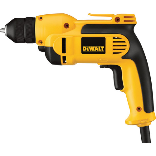 DEWALT VSR Pistol Grip Drill  3/8in. Chuck, 8 Amp, Model# DWD112