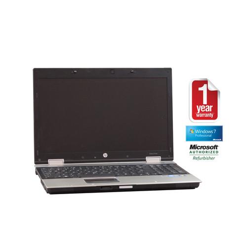 HP 8540P-REFURB 8540P refurbished laptop PC I7 2.67/4GB/500GB/DVDRW/15.6/Webcam/Win10P64bit