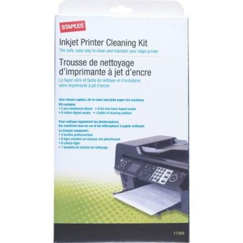 Staples Laser & Inkjet Printer Cleaning Kits