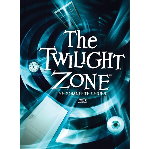 Twilight Zone: The Complete Series [Blu-ray] [24 Discs]
