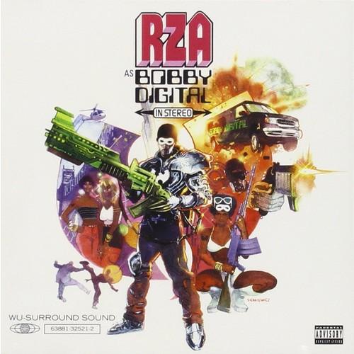 RZA As Bobby Digital in Stereo Explicit Lyrics