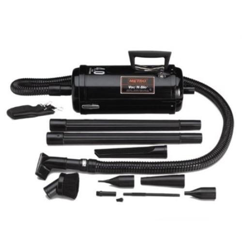 Metropolitan Vacuum VNB-83BA M Vac N' Blo Portable Vac
