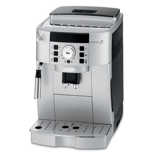 DeLonghi Magnifica S ECAM 22.110.SB Espresso Maker - 1250 W - 15 bar - 1.88 quartGrinder - Coffee Strength Setting - Silver