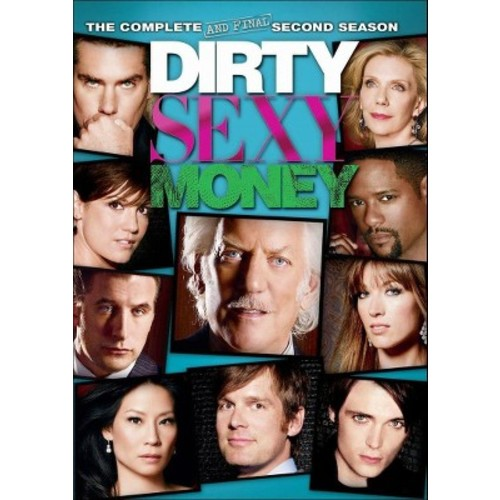 Dirty Sexy Money: The Complete and Final Second Season [3 Discs]