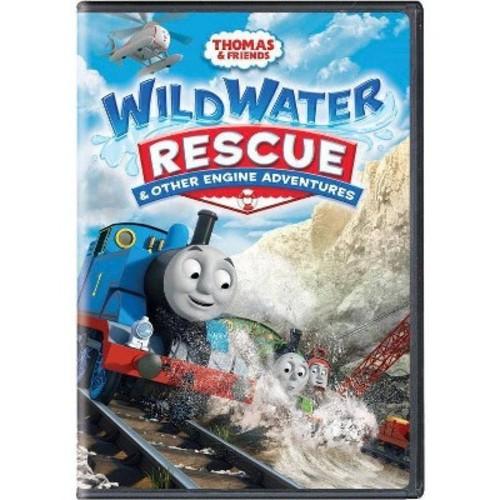 Thomas & Friends:Wild Water Rescue & (DVD)