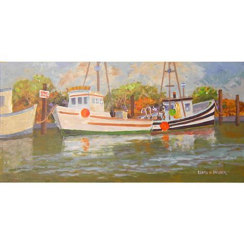 1970s Fishing Boats