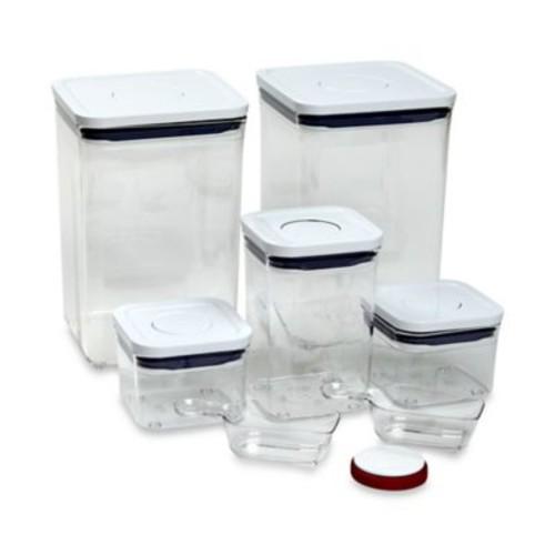 OXO Good Grips 8-Piece Baking Essentials POP Container Set