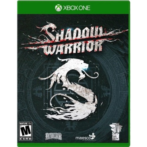 Shadow Warrior - Xbox One [Disc, Xbox One]