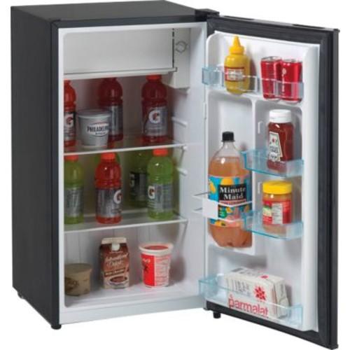 Avanti 3.3 CU. FT. Refrigerator with Chiller Compartment, Black