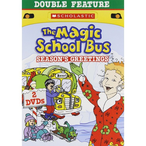 The Magic School Bus Season's Greetings