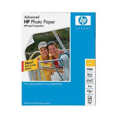 HP Advanced Glossy Photo Paper 8-1/2
