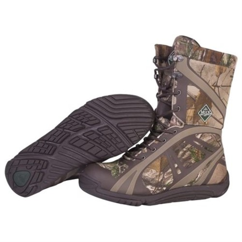 Muck Boots Men's Pursuit Shadow Mid Rubber Hunting Boots