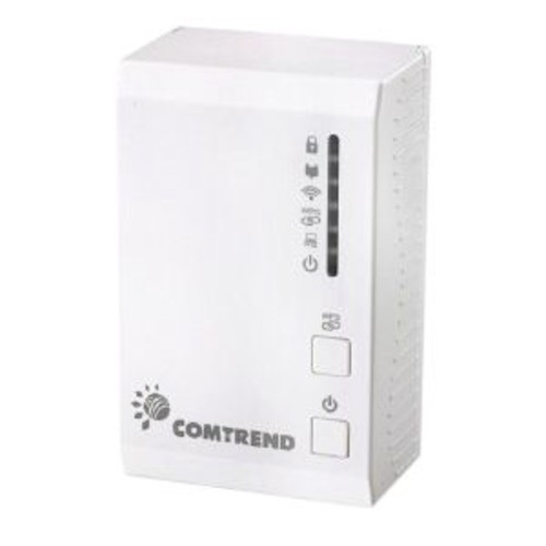 Comtrend Powerline PG-9171N 1000 Mbps Network Adapter with Wi-Fi