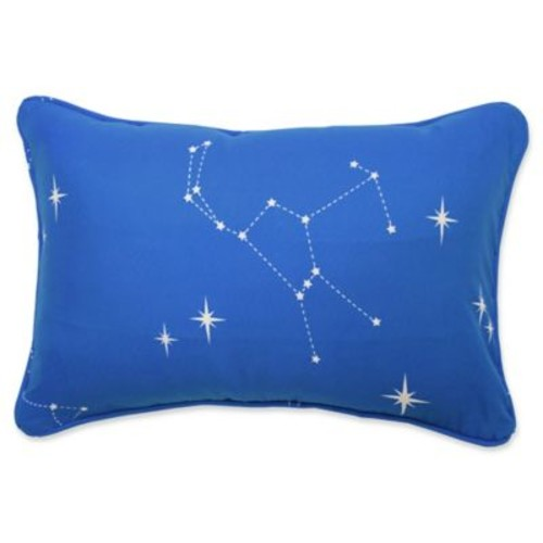 Waverly Kids Space Adventure Oblong Throw Pillow in Blue
