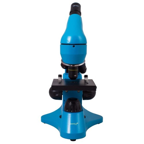 Levenhuk Rainbow 50L Azure Student Microscope