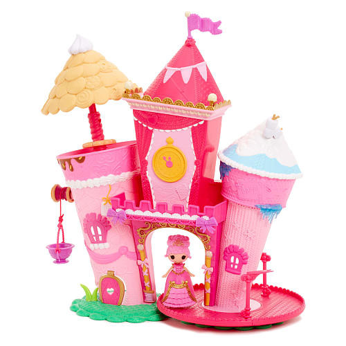 Lalaloopsy Mini Princess Castle Double-Sided Playset