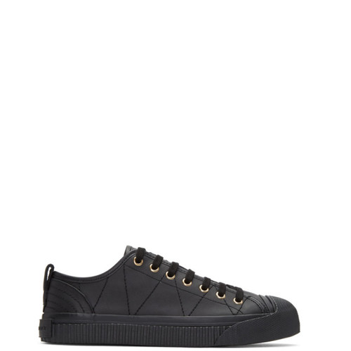 BURBERRY Black Kilbourne Sneakers