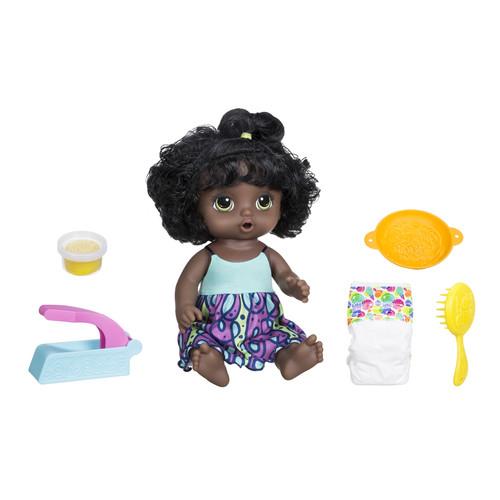 Baby Alive Super Snacks Snackin' Noodles (African American)