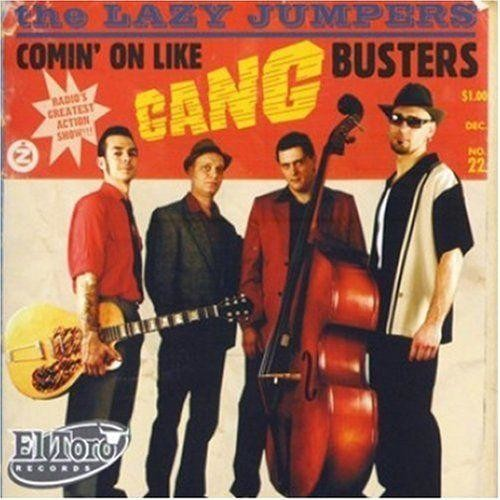 Comin' on Like Gang Busters [CD]