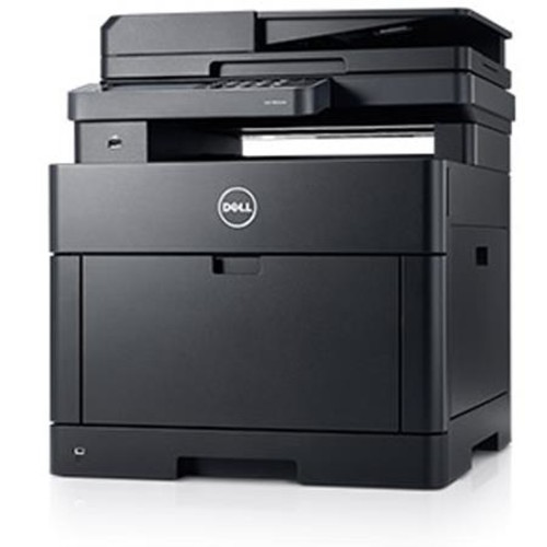 Dell H825cdw Color Cloud Multifunction Laser Printer H825CDW
