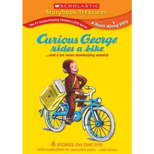 Curious George: Rides a Bike and More Monkeying Around
