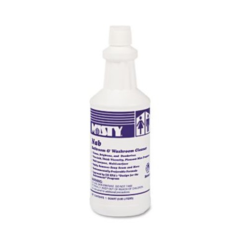 Misty NAB Non-Acid Bathroom Cleaner, Spearmint, 32 oz, Each (1003619EA)