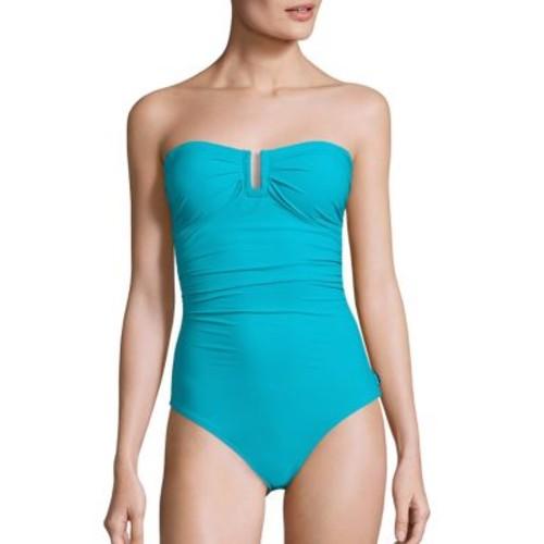 Go West One-Piece Bandeau Swimsuit