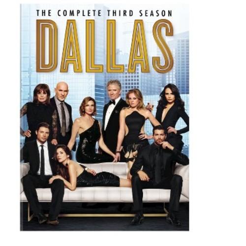 Dallas:Complete third final season (DVD)